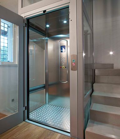 Automatic platform lifts